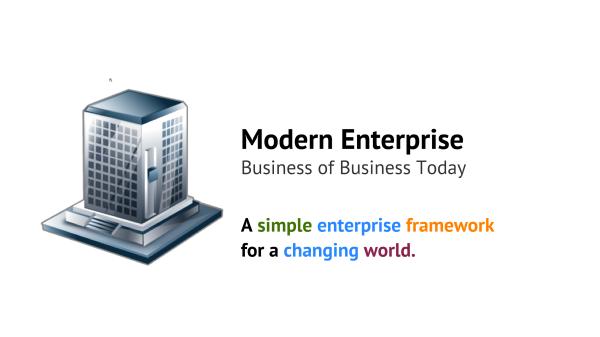 Modern Enterprise