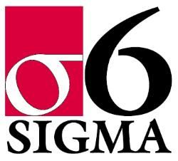 Six Sigma Black Logo